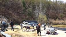 봉화군, 폭설 피해농가 일손돕기 구슬땀