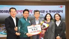 예천군 경북도 주관 '2018년 시·군 평가' 우수상 수상
