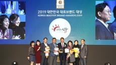 대한민국 대표브랜드 포항시 '영일만 친구' 4년 연속 대상 선정
