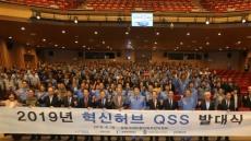 포항제철소, '혁신허브 9기 QSS활동 발대식' 개최