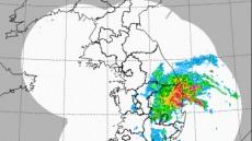 태풍 '프란시스코' 열대저압부로 약화…경북 동해안 많은 비 예상
