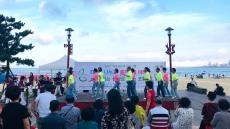 무더위 날린 6080 청춘들의 소통 무대....영일대 찾은 시민·관광객 앙코르 요청에 박수갈채