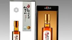 맛과 향이 뛰어난 예천 어무이 참기름. 국내최대 유통업체 이랜드리테일에 첫 납품