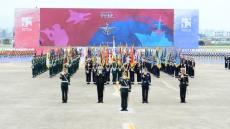 대구서 '제71주년 국군의 날' 행사 열려…최신예 스텔스 전투기 F-35 일반 공개