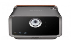 어디서든 100인치 4K 화면을 즐기자, 단초점 LED 프로젝터 '뷰소닉 X10-4K'