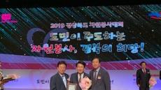 경산시, 2019 경북도 자원봉사 평가 최우수상 수상
