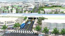 중앙선 복선전철사업으로 막힌 영주지하차도, 15일 임시개통된다.