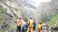 '명이나물 뜯다가'...실종된 60대 울릉주민 하루만에 숨진 채 발견