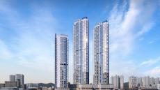 대구 '뉴센트럴 두산위브 더제니스' 분양시작…아파트 316가구·오피스텔 56실 공급