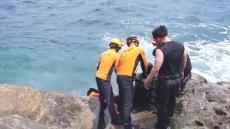 삼척해상서 표류하던 40대 스쿠버다이버 2명 해경에 의해 무시구조