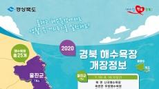 경북 동해안 해수욕장 다음달 순차적 개장…대부분 축제·행사취소
