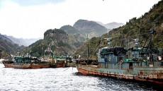 中어선 불법조업 꼼짝마....한·중 동해 北 수역 불법조업 공동 대응