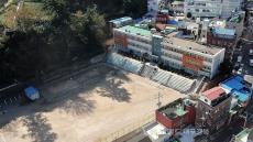 비좁고 낡은 울릉군 청사 옛 울릉중학교 부지에 새로 짓는다