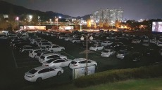 김천시 차~콕 영화제, 4일간 1000여대 몰려 대박