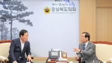 대구시의회-경북도의회, 상생 발전 현안 논의