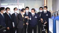 정세균 국무총리 대구방문…의료인·기업인 등 격려