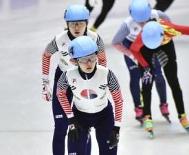 [삿포로AG] 쇼트트랙 최민정, 홈 텃세 넘고 여자 1,500m 금메달