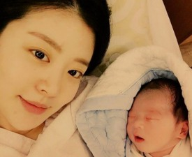 김예령 딸 김시온, 올 겨울 결혼 직후 득녀