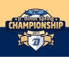 NC, 2017 주니어 다이노스 스프링 챔피언십 개최