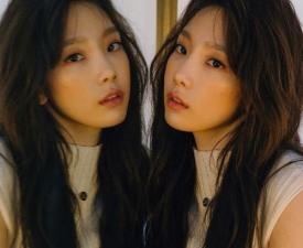 """[스낵뉴스] 태연, 알고 보니 쌍둥이 자매 있나 """"이런 미모 2명이면..."""""""