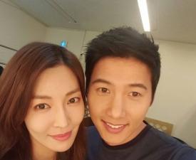 김소연 이상우, 결혼 앞둔 새 신랑·새 신부의 남다른 케미