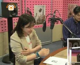 """'씨네타운' 박희본, 남편 윤세영 """"고마워요"""" 한 마디에 '웃음 빵'"""