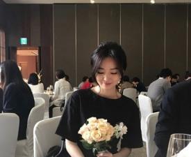 """김소영 아나운서, 기자간담회서 뱉은 한 마디 """"깨 쏟아지겠네"""""""