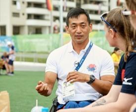 휠체어육상 홍석만, 韓 최초 IPC 선수위원회 위원 선출