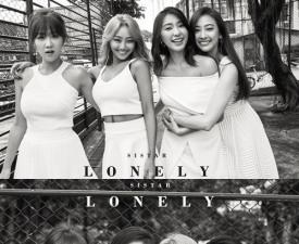 씨스타, 마지막 신곡 '론리' 화보 공개...아련함 물씬