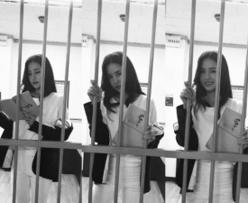 """사랑은 방울방울 공현주, 감옥 인증샷?…""""가지마요"""""""