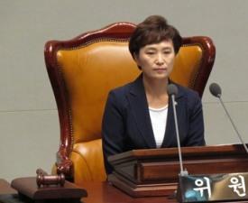국토부 장관 내정 김현미 의원, '문재인 종북빨갱이' 발언에 분노했던 이유