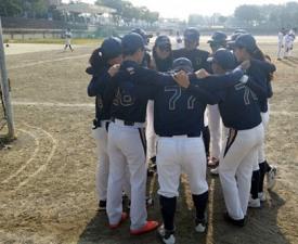 [좌충우돌 여자야구 도전기] (25) '원 팀'으로 엿보는 첫 승