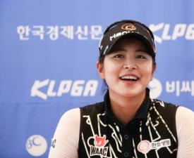 김지영2 한경레이디스컵 2R 선두, 김지현 2위