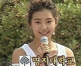 '필독의 연인' 보라, 명지대 한채영 시절 어땠나