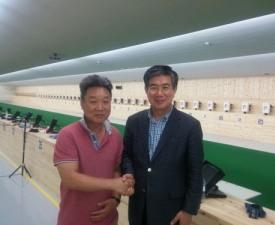 김성조 한체대 총장, 경북 포항 '국제적 스포츠타운' 발전 검토