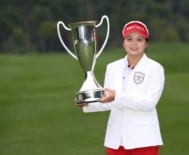 최헤진 보그너 MBN여자오픈 우승으로 세계랭킹 22위 도약!