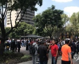 멕시코시티서 규모 7.1 강진 발생, 100여명 사망..국내 여론 불안해 하는 이유는?