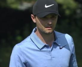 스탠리, PGA플레이오프 최종전 투어챔피언십 첫날 선두
