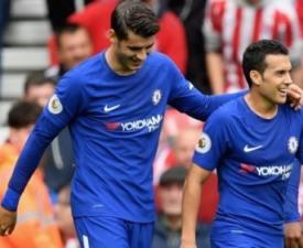 [PL 6R] 첼시의 실리 축구 완성한 모라타의 완벽한 결정력