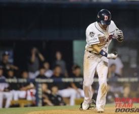 [유태원의 KBO 핫클립] '개막 후 첫 1위' 두산의 초연함, '야구는 끝날 때까지 모른다'