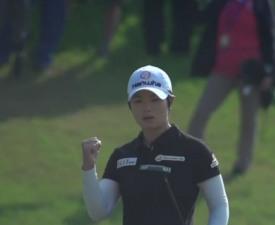 지은희, 6타 차로 스윙잉스커츠 우승, LPGA 통산 3승