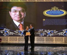 골프존 박기원 대표 '아시아의 영향력 골프인' 선정