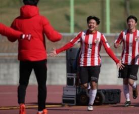 [U리그 왕중왕전] 조영욱, 왕중왕전 우승으로 2017년 화려한 피날레