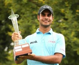 21세 인도 청년 슈방카 조버그오픈 우승, 최진호는 8위