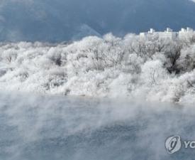 '상고대'가 전한 아름다운 겨울, 등산객 유의사항은