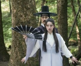'조선명탐정3' 김지원, 역대급 카리스마로 돌아왔다