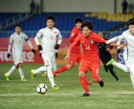 [AFC U-23 챔피언십] 한국 공격 살린 '첫 선발' 장윤호의 헌신