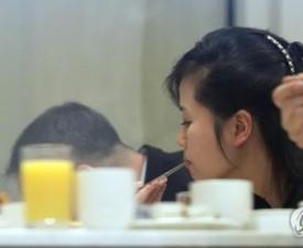 현송월 방남 이틀째, 밥 먹는 모습까지 화제?