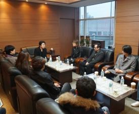 """홍진영 한음저협 차기 회장 당선인, 회원들과 첫 대면 """"약자의 편에서 소통할 것"""""""