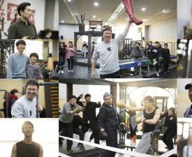 뮤지컬 '킹키부츠' 막강 드림팀의 케미 폭발 연습실 현장 공개